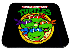 "TMNT - Pizza 9x7"" Mousepad"
