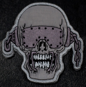 "Megadeth - Vic Rattlehead 4x5"" Embroidered Patch"
