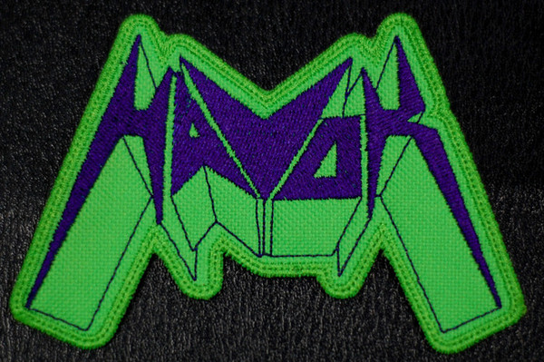 Havok logo embroidered patch