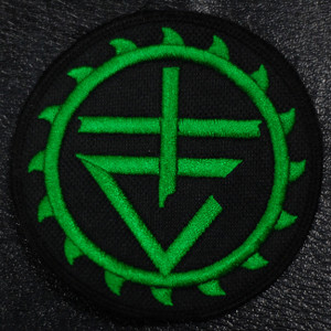 "Terminal Choice - Logo 3x3"" Embroidered Patch"