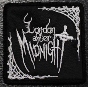 "London After Midnight - Logo 3x3"" Embroidered Patch"