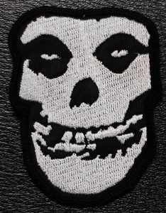 "Misfits - Ghoul 2x3"" Embroidered Patch"