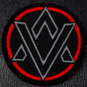 "Alien Vampires - Circular Logo 4x4"" Embroidered Patch"