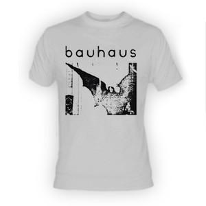 Bauhaus - Bela Lugosi is Dead Light Grey T-Shirt