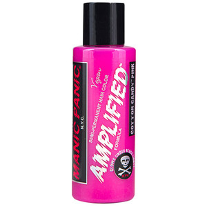Manic Panic Cotton Candy™ Pink - Amplified™ Squeeze Bottle