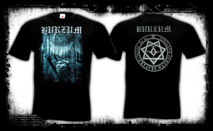 Burzum - Hlidskjalf T-Shirt