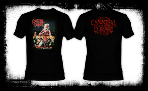 Cannibal Corpse - Eaten Back to Life T-Shirt
