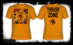 D.R.I. - Thrash Zone T-Shirt
