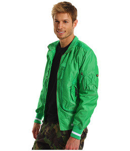 Alpha Industries - Dynamic Jacket in Apple Green