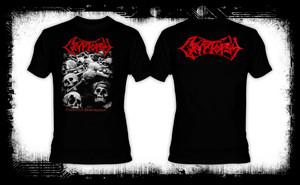 Cryptopsy - Ungentile Exhumation T-Shirt