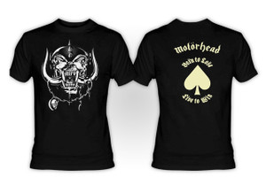Motorhead - Born to Lose, Live to Sin T-Shirt