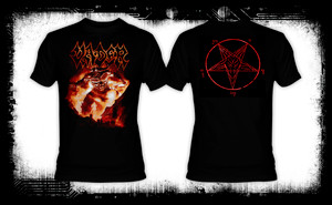 Vader  - Go To Hell T-Shirt