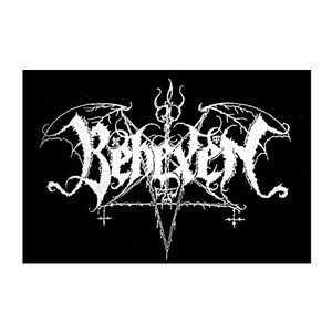 """Behexen - Logo 6x5"""" Printed Patch"""