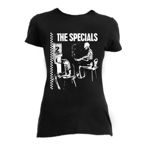 The Specials - Ghost Town Blouse T-Shirt