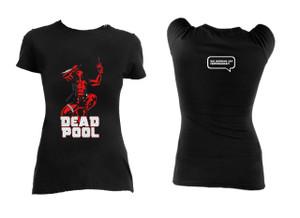 Deadpool - Chimichanga Blouse T-Shirt
