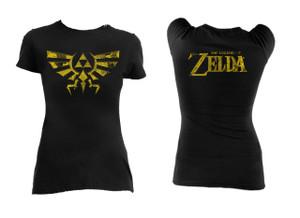 Zelda - Tri Force Girls T-Shirt