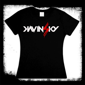 Kavinsky - Logo Blouse T-Shirt Last Ones In Stock!