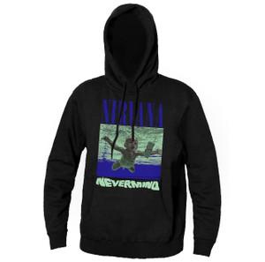 Nirvana - Nevermind Hooded Sweatshirt
