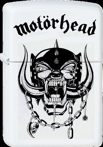 Motorhead - Logo White Lighter