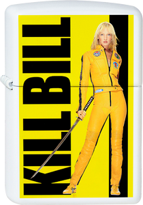 Kill Bill - Vol. 1 White Lighter Tarantino Thurman Movie