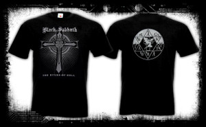 Black Sabbath - The Rules of Hell T-Shirt