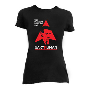 Gary Numan - The Pleasure Principle Live Blouse T-Shirt