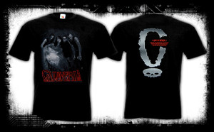 Cadaveria - Live in Mexico T-Shirt