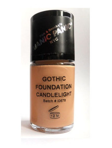 Manic Panic Dreamtone® Liquid Natural Tone Foundation - Candlelight