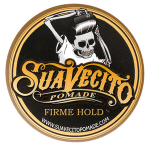 Suavecito Pomade Firme (Strong) Hold 4Oz