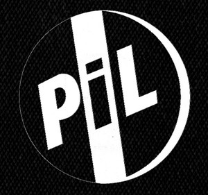 "P.I.L. Public Image Ltd - Logo 5x5"" Printed Patch"