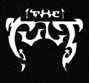 "The Cult - Logo 5x4"" Printed Patch"