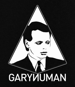 "Gary Numan - The Principle 4x5"" Printed Patch"