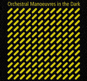 "OMD - Orchestral Manoeuvres in the Dark 5x5"" Printed Patch"