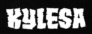 "Kylesa - Logo 6x2"" Printed Patch"