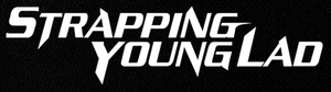 "Strapping Young Lad - Logo 6x2"" Printed Patch"