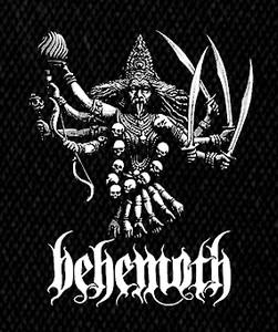 "Behemoth - Ezkaton 5x4"" Printed Patch"