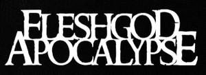 "Fleshgod Apocalypse - Logo 6x3"" Printed Patch"