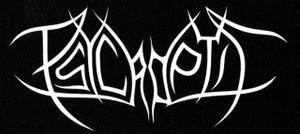 "Psycroptic - Logo 7x4"" Printed Patch"