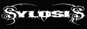 "Sylosis - Logo 6x3"" Printed Patch"