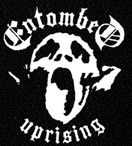 "Entombed - Uprising 5x6"" Printed Patch"