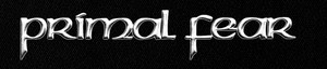 "Primal Fear - Logo 7x3"" Printed Patch"