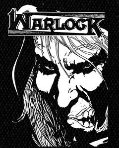 "Warlock - Logo 4x5"" Printed Patch"