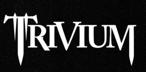 "Trivium - Logo 7x4"" Printed Patch"