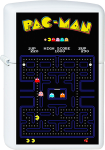 Pacman - Layout White Lighter