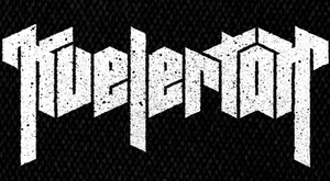 "Kvelertak - Logo 6x3"" Printed Patch"