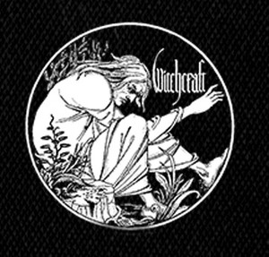 "Witchcraft - Logo 4x4"" Printed Patch"