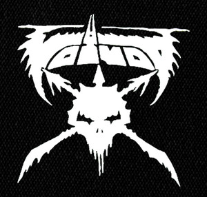 "Voivod - Skull Logo 5x4"" Printed Patch"