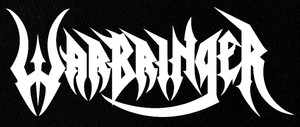 "Warbringer - Logo 6x4"" Printed Patch"