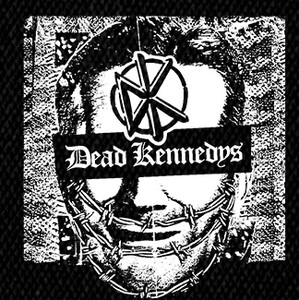 "Dead Kennedys - Give me Inconvenience... 4x4"" Printed Patch"