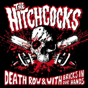 "The Hitchcocks - Death Row & With Bricks in Our Hands 4x4"" Color Patch"